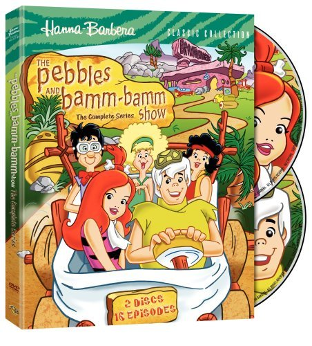 The Pebbles And Bamm Bamm Show   The Complete Series By Sally Struthers