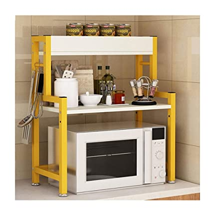 Amazon.com: Ansel Storage Shelf Kitchen Storage Rack ...