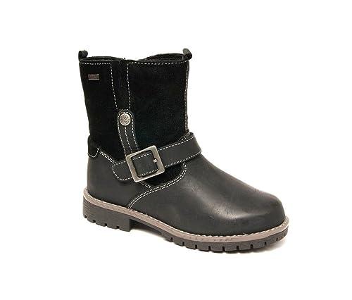 Gabor Mädchen Winterstiefel Leder Stiefel Tex Boots