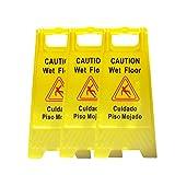 LTF Wet Floor Sign Safety Warning Caution Board