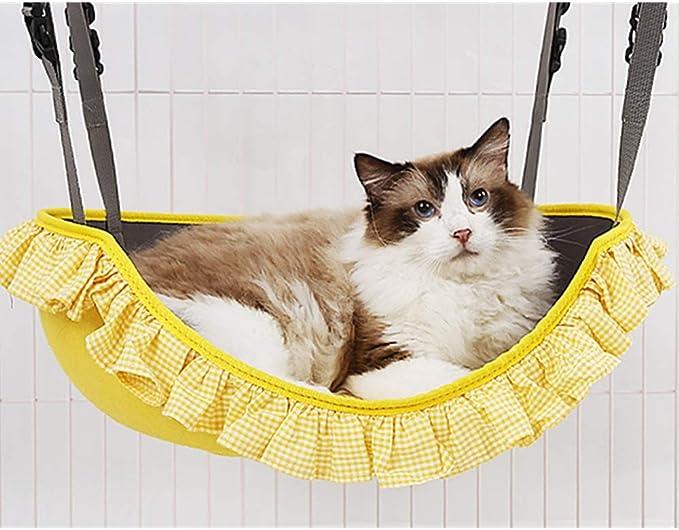Camas para Ventanas con Ventosa Cama for Gatos Arena for Gatos Hamaca General de Verano Artículos for Mascotas Nido Jaula for Gatos Jaula for Gatos Perca Pet