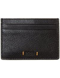 Amazon hugo boss wallets card cases money organizers boss orange card holder mens wallet black colourmoves