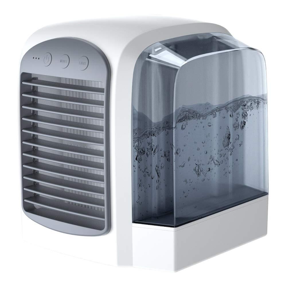 CXSD 携帯用空気クーラー、加湿器、清浄器、水漕が付いている蒸発クーラー、家およびオフィスのための3つの調節可能な速度 (Color : Gray-152×157×170mm) B07TWB5FKD Gray-152×157×170mm