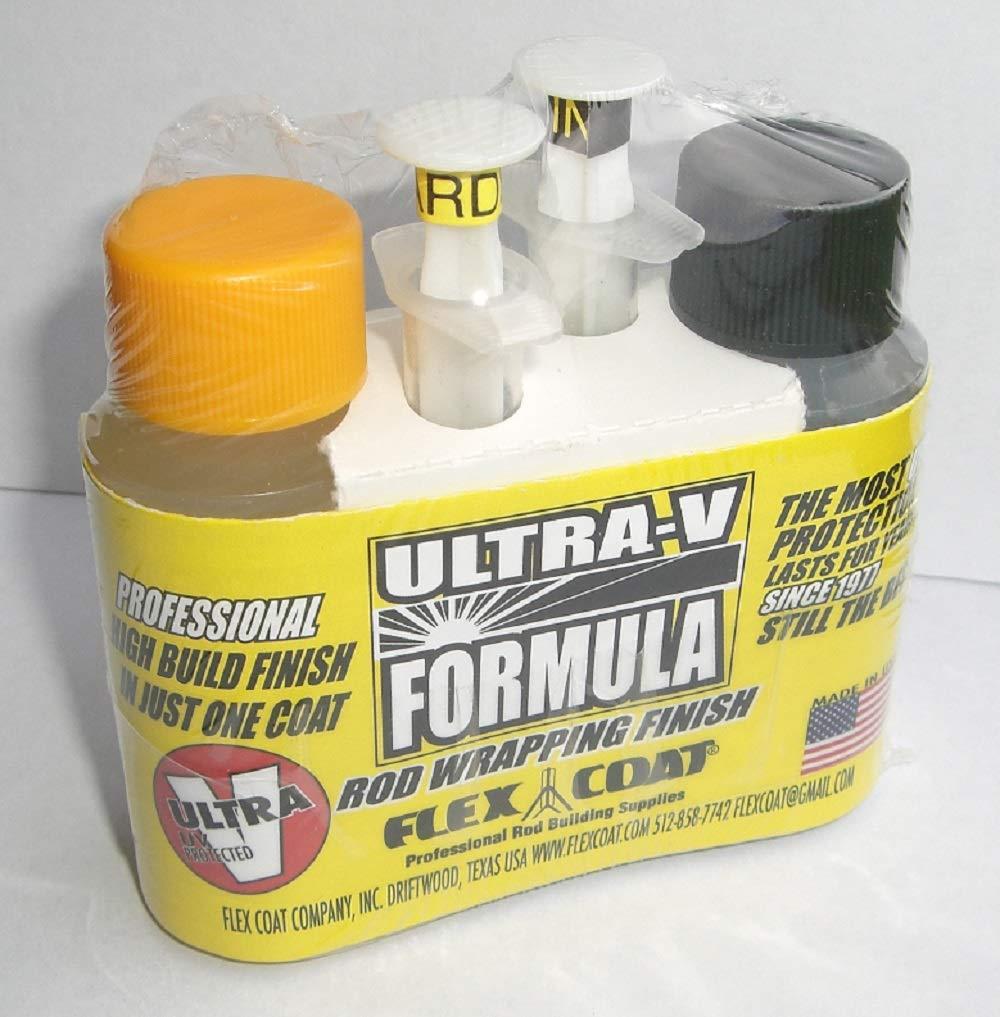 Flexcoat UV Ultra V High Build Wrap Finish Rod Building Finish