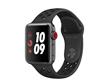 Apple Watch Nike+ OLED GPS (satélite) Display Diagonal Gris Reloj Inteligente - Relojes Inteligentes