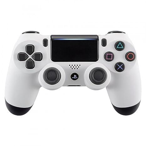 eXtremeRate Funda Delantera Carcasa Protectora de la Placa Frontal Cubierta esmerilada reemplazable para el Mando del Playstation 4 PS4 Slim Pro con ...