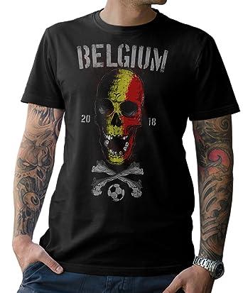 Belgien  Fanshirt Trikot WM2018 S M L XL XXL