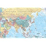 Gb eye world map 2015 maxi poster multi colour 61 x 915 cm gb eye 61 x 915 cm map asia middle east maxi poster multi gumiabroncs Image collections