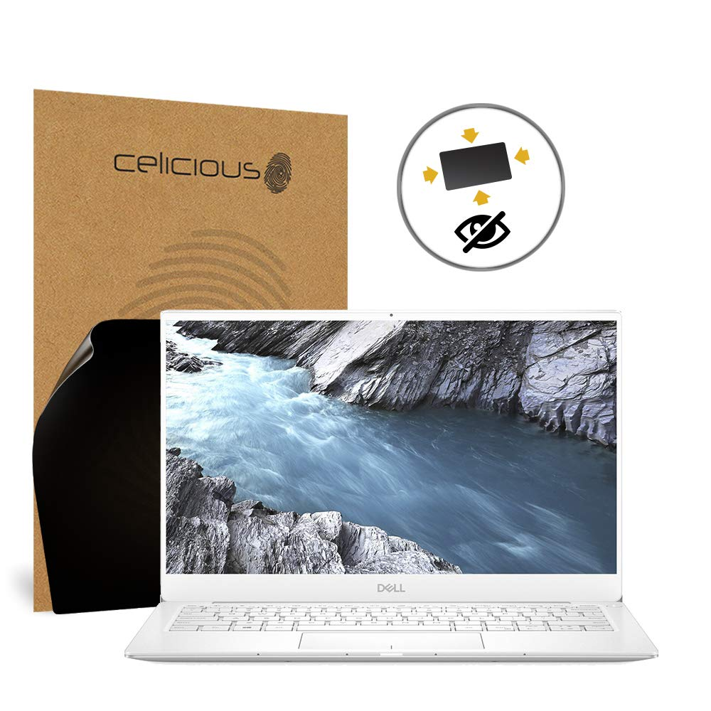 Celicious Privacy Plus 4-Way Anti-Spy Filter Screen Protector Film Compatible with Dell XPS 13 9380 (Touch) by Celicious (Image #1)