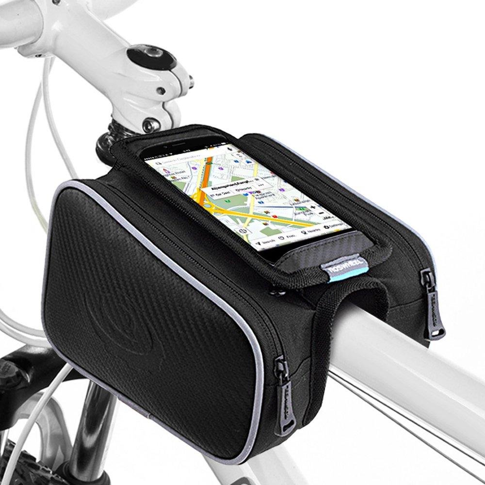 UBEGOOD Fahrrad Rahmentaschen, Fahrrad Rahmentaschen: Amazon.de ...