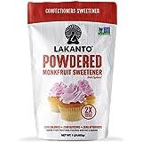 Lakanto Classic Monkfruit Powdered 2:1 Sustituto de Azúcar Glass