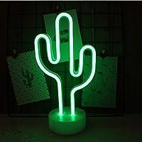 NIWWIN Letrero de luz de neón LED Decoración de pared Luz de noche USB/Neón con pilas para Navidad Regalo de cumpleaños…