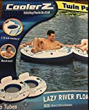 Lazy River Float Tubes Twin Pack by CoolerZ