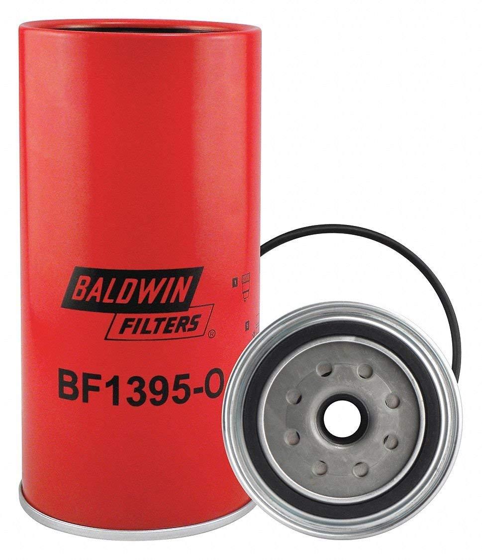 Baldwin Filters BF1395-O Heavy Duty Fuel//Water Separator 8-19//32x4-13//32 In