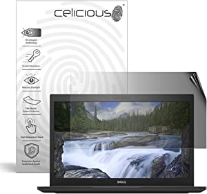 Celicious Privacy 2-Way Anti-Spy Filter Screen Protector Film Compatible with Dell Latitude 14 7490