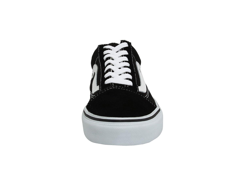 Vans Sneaker, Herren UA Old Skool Sneaker, Vans Grau, 47 EU (Suede) schwarz/Weiß ffe2a8