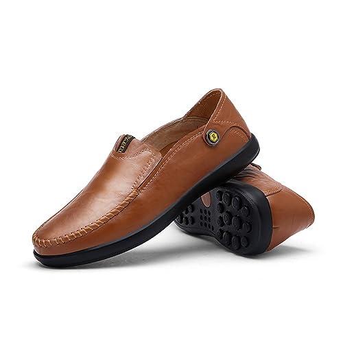 New Zapatos de los Hombres 2018 Primavera/Verano/Otoño Nuevos Zapatos de Guisantes Zapatos