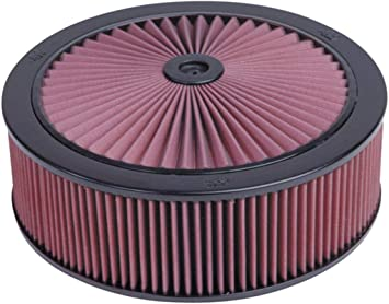 Premium 66-3060 Replacement Engine Filter: Shape: Round Washable K/&N X-Stream Top Air Filter: High Performance