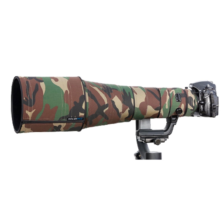 Gearap カノンレンズ保護カバー Canon EF 100-400mm f4.5-5.6 L IS II USM用 迷彩レンズ コート(色の番号:#06) [並行輸入品] B01FZK9WEO #06 Canon EF 100-400mm f4.5-5.6 L IS II USM