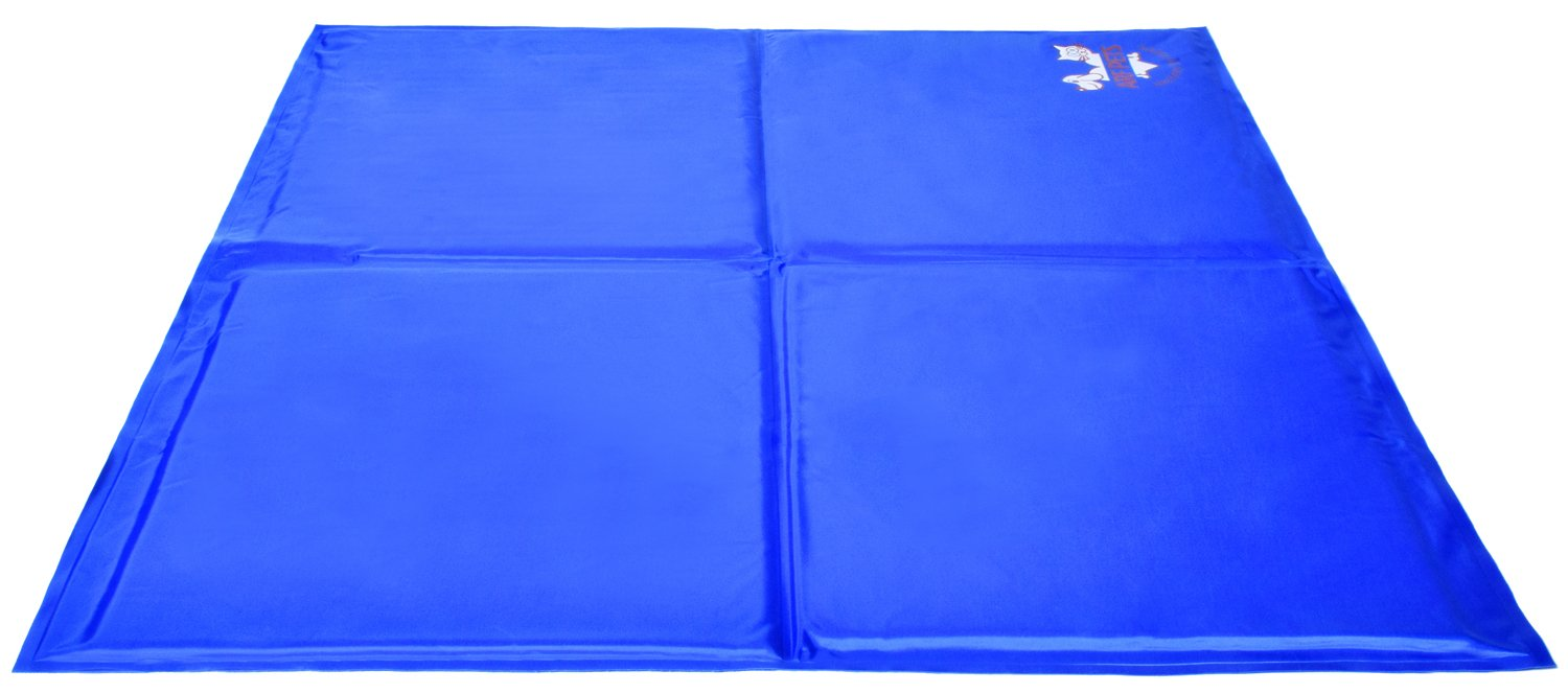 Pet Dog Self Cooling Mat Pad for Kennels, Crates and Beds 19 X 35 - Arf Pets