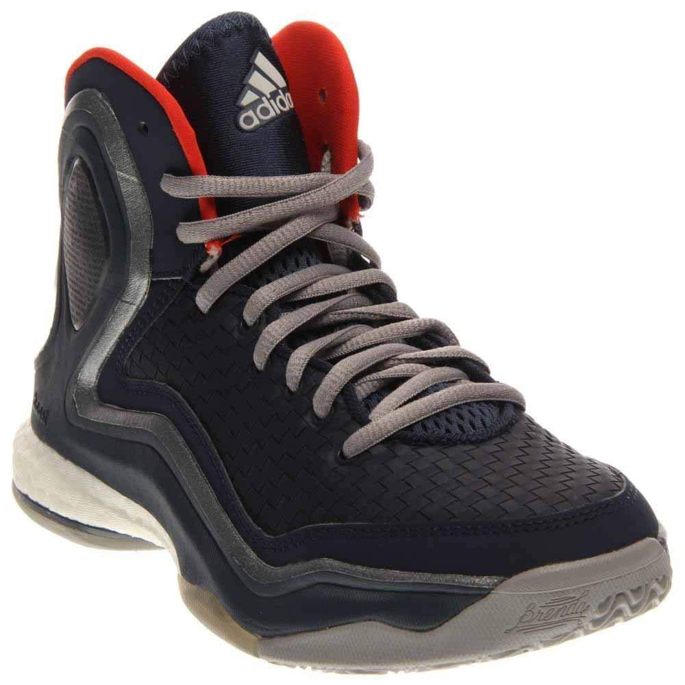 adidas D. Rose 5.0 Basketball Gradeschool Boy's Shoes