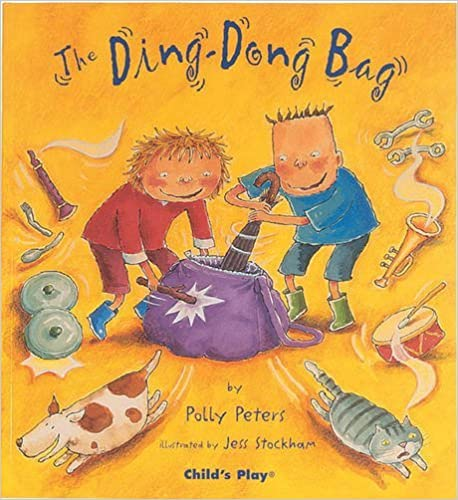 Book The Ding-Dong Bag (Child's Play Library) by Polly Peters (2006-04-01)