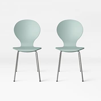 Goddard Modern Stacking Chair (Set Of 2)   Goddard Modern Stacking Chair  (Set