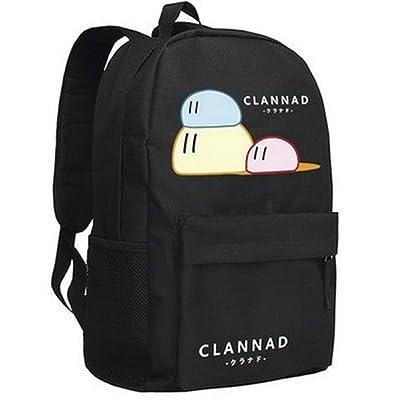 YOYOSHome® Anime Clannad Cartoon Cosplay Rucksack Backpack School Bag