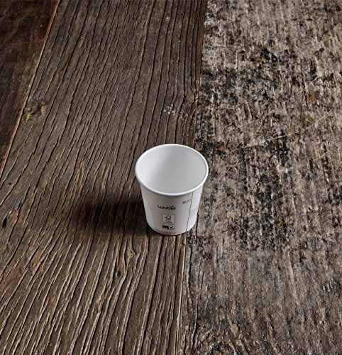 Gobelets jetables caf/é 120 ml 100pz recommand/é pour caf/é expresso biod/égradables et compostables