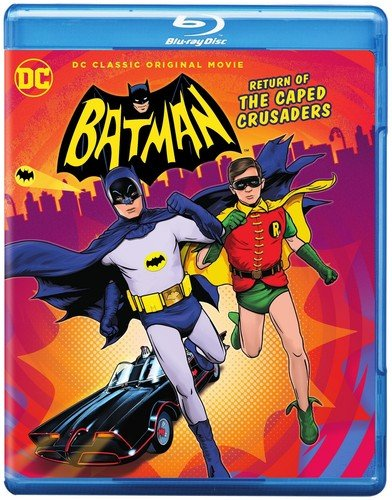 (Batman: Return of the Caped Crusaders [Blu-ray])
