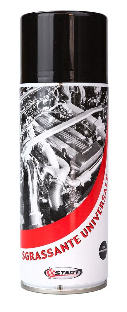Spray desengrasante Universal 400 ML. mantenimiento y emergencia Coche Glooke Selected
