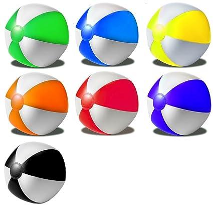r5g1 Agua playa pelota hinchable aprox. 26 cm diámetro Agua ...