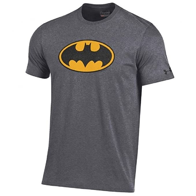 92cb4aab Under Armour Men's-Alter Ego-Batman-Charged Cotton-Performance T-Shirt