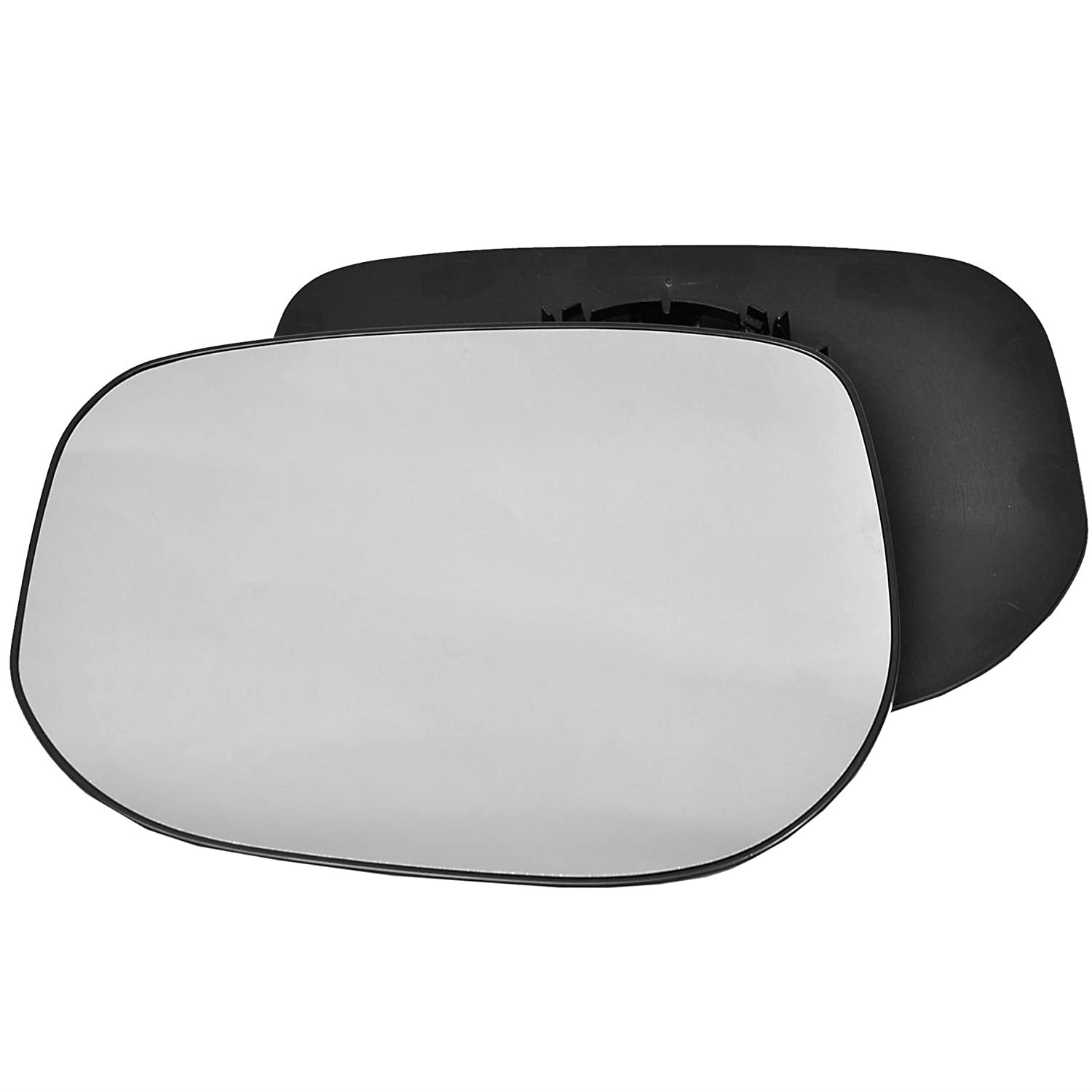 For Citroen Berlingo 2008-2012 Driver right hand side wing door mirror convex glass heated with backing plate