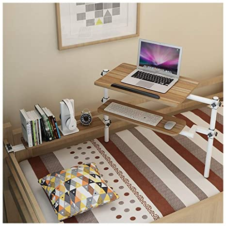 Amazon.com: Mesa plegable cama escritorio portátil ...