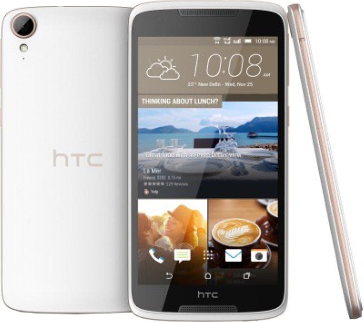 Htc Desire 828 Dual Sim 32gb Cdma 4g Gsm Dark Grey Voucher Smartfren 3 Gb Electronics