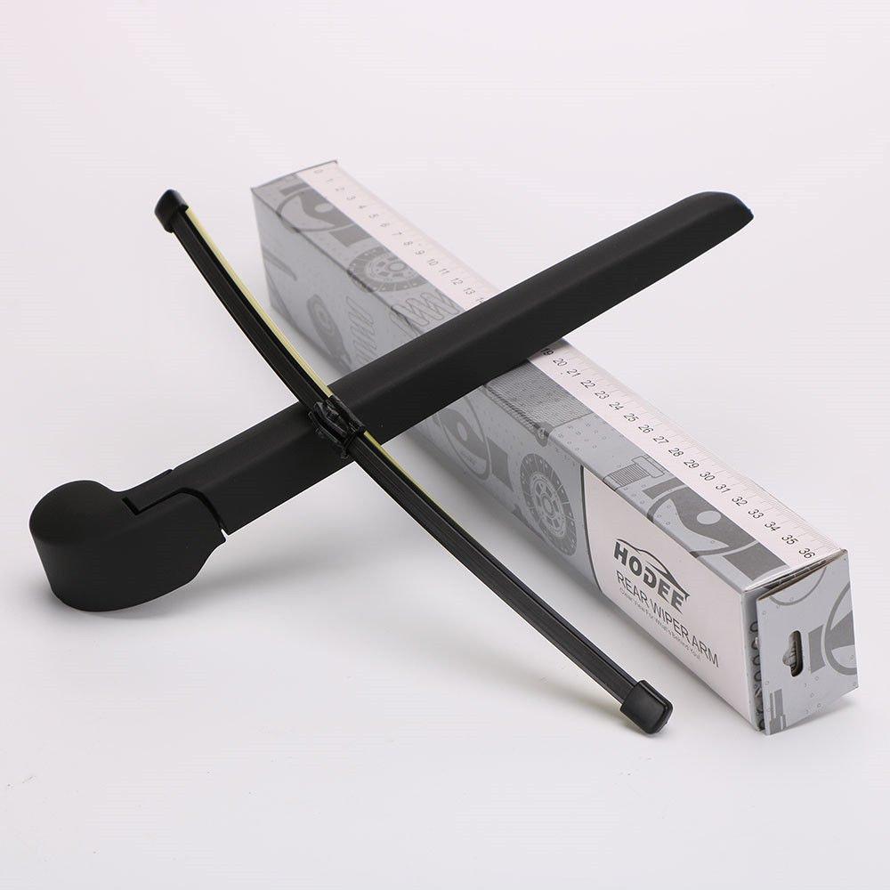 HODEE Bras d'essuie-glace arriè re & Balai/Rear Wiper Arm & Blade OE:8D9 955 407 A/8D0 955 427/8D9955407A/8D0955427