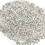 Skyllc® 2500X Abalorio Beads Bañado Plata DIY Joyas Plateado 2 mm