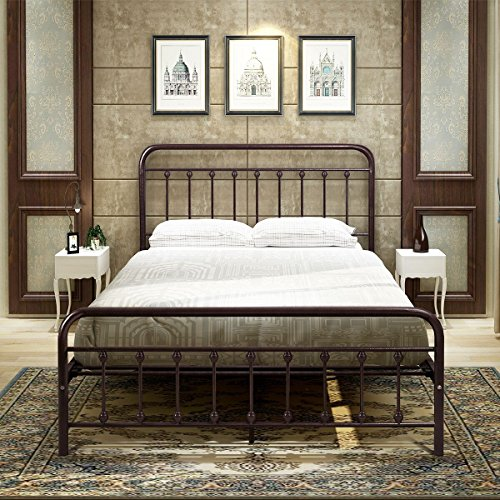 Compare Price Iron Bed Frame On Statementsltd Com