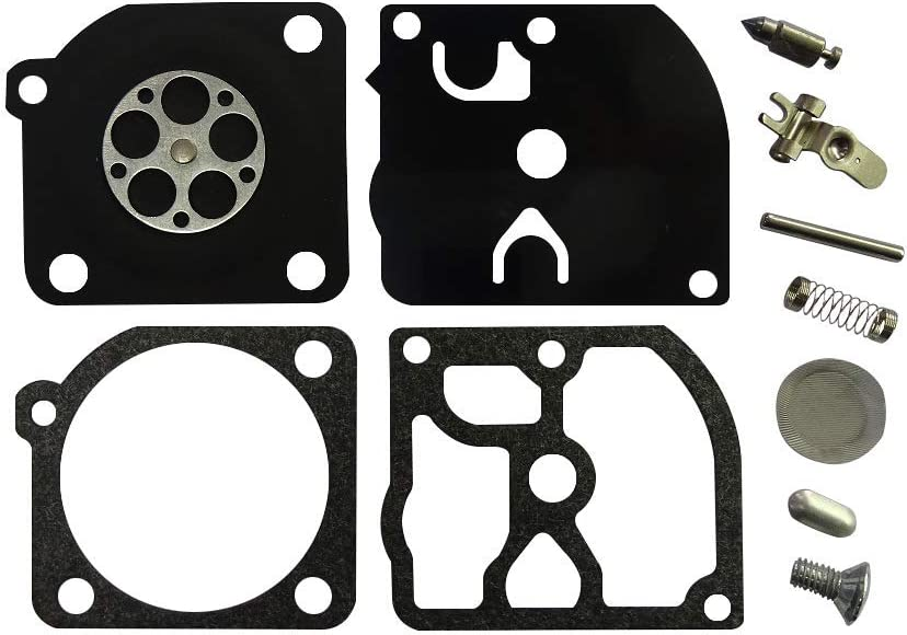 Kit de reparaci/ón//reconstrucci/ón de carburador reemplaza ZAMA RB-15 para MCCULLOCH SP81 PM850 PM800 ZAMA C2-20-01 C2-20-02 paquete de 2