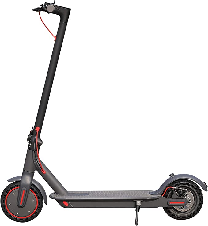 AOVO Foldable Aluminium Electric Scooter 6 PRO with APP - 31KM Max Speed - Up to 35KM Range
