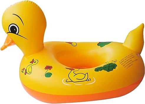 Clerfy Acc Anillo de Natación para Bebé, Barco Flotador de Bebé ...