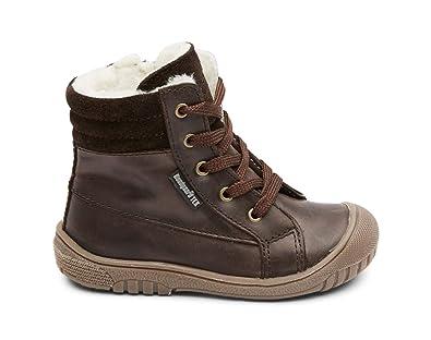 69209e0367 Bundgaard Sopia Tex Boots Stiefel Stiefeletten Unsisex - Kinder, Braun (230  Vintage Brown)