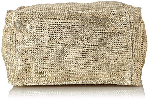 Borse Donna Shopper oro Gold Bulaggi Sahali Totes z8Enp