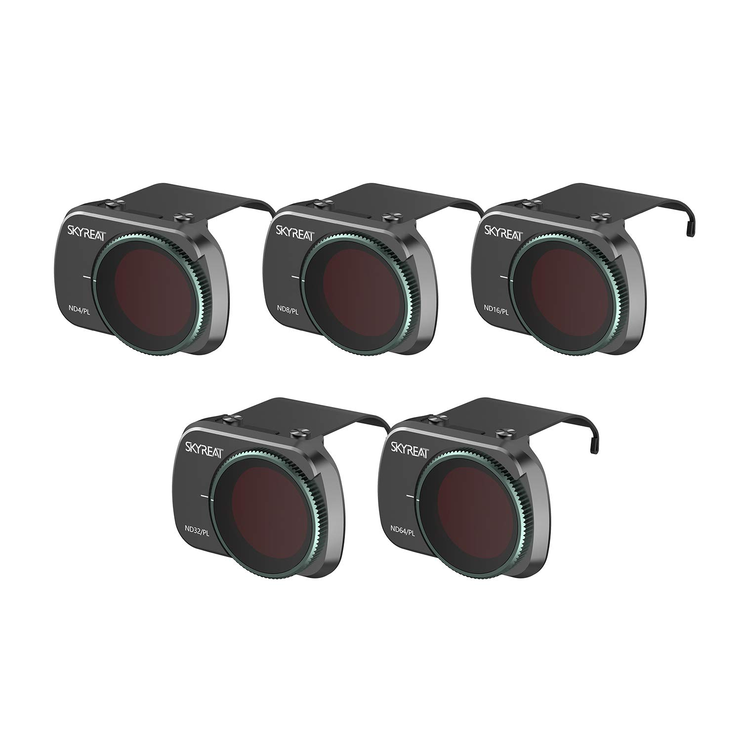5 Filtros Nd Para Dji Mavic Mini