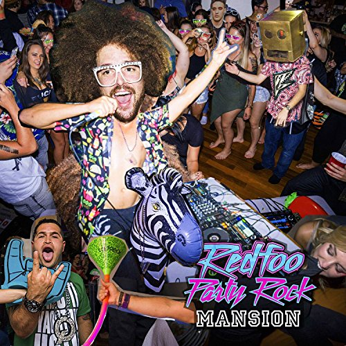 Party Rock Mansion [Explicit]