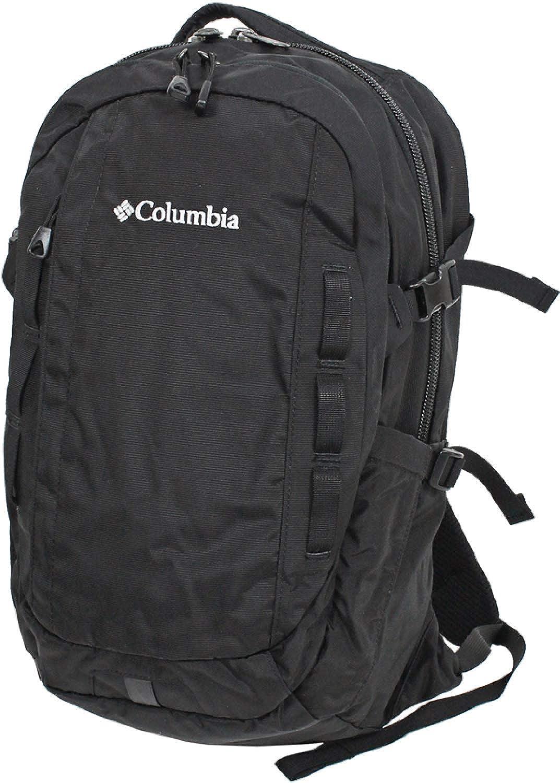 (コロンビア) Columbia ペッパーロック 23L バックパック PU8314  010:Black B07P2L455Q