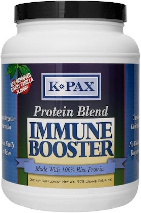 K-PAX Protein Blend - Immune Booster - 30 Servings: Health & Personal Care