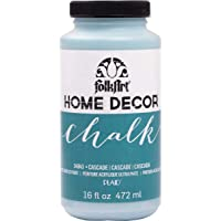 FolkArt Home Decor Chalk Furniture & Craft Paint in Assorted Colors (16 Ounce), 34843 Cascade
