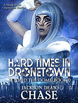 Hard Times Dronetown Dystopian Thriller ebook product image
